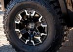 фото Nissan Titan Warrior Concept 2016-2017 диски с шинами