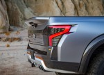 фото Nissan Titan Warrior Concept 2016-2017 габаритные фонари