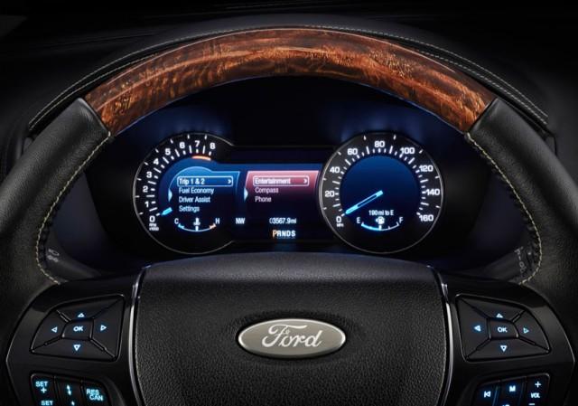 Обновленный Форд Эксплорер 2016-2017