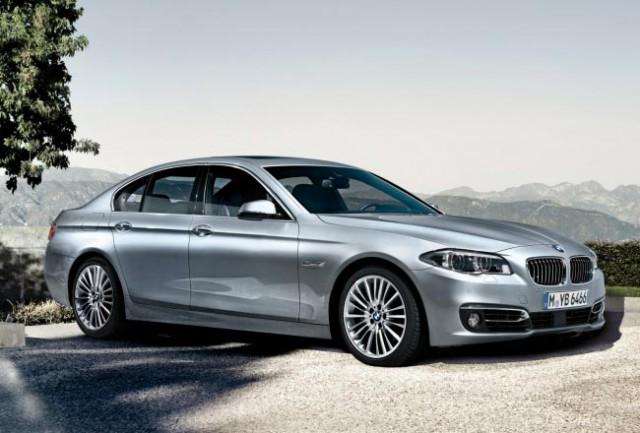 BMW 5 2017 (2016) — новое поколение известного баварца