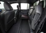 картинки интерьер Honda Ridgeline 2016-2017 заднее сиденье