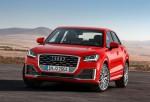 фото Audi Q2 2016-2017 вид спереди