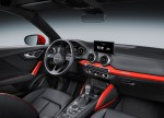 картинки интерьер Audi Q2 2016-2017 года
