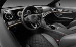 фотографии салон Mercedes-Benz E-Class 2016-2017 года