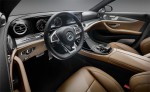картинки интерьер Mercedes-Benz E-Class 2016-2017 года