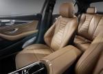 фотографии интерьер Mercedes-Benz E-Class 2016-2017 года