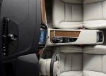 фото салон Volvo S90 2016-2017 передние кресла
