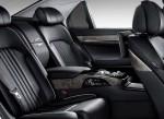 фото салон Hyundai Genesis G90 2016-2017 второй ряд