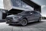фото новый Hyundai Genesis G90 2016-2017 вид спереди
