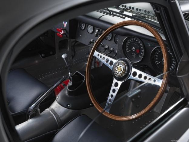 Фото салона Jaguar E-Type Lightweight 2016-2017