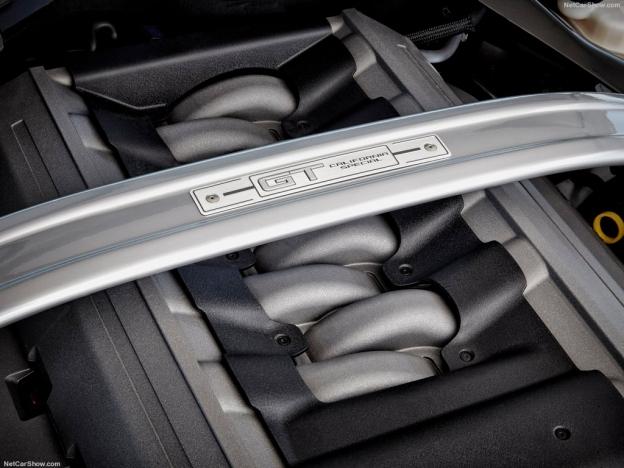 Двигатель Ford Mustang 2016-2017