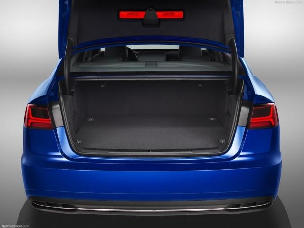 Фото багажника Ауди А6 Л Е-трон