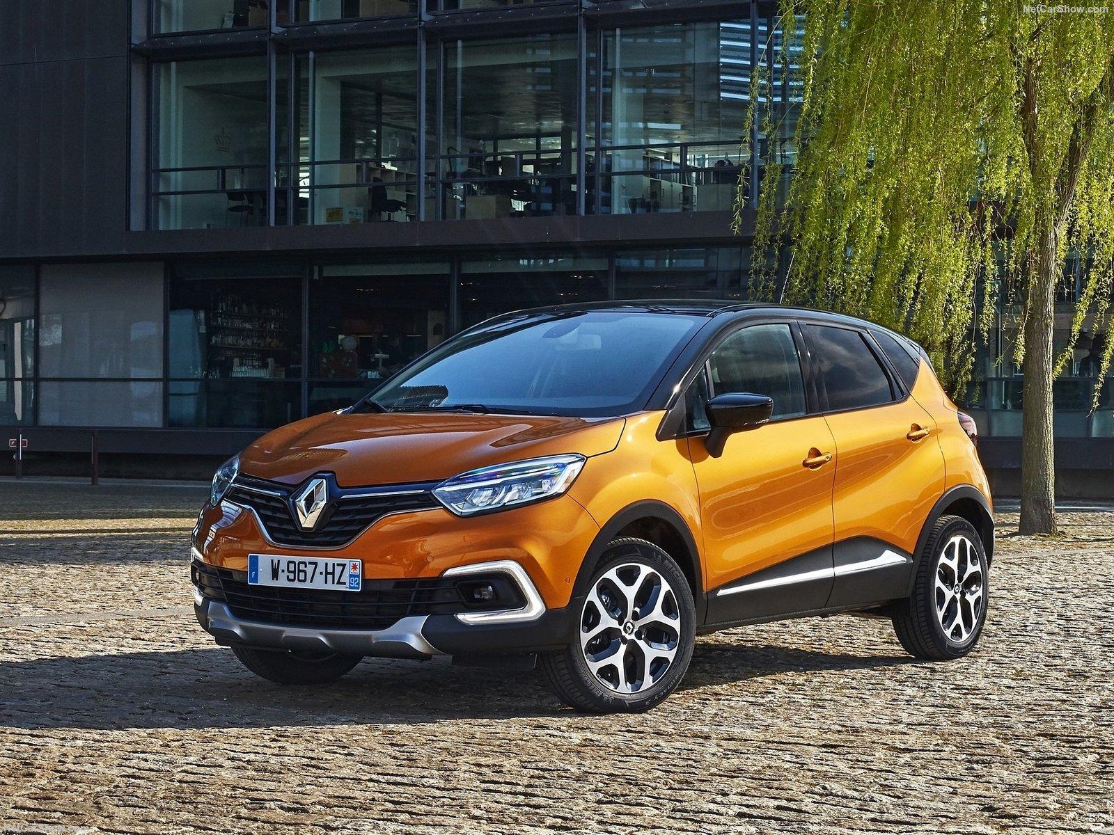 Renault Captur 2018 — комплектации, цены, фото и характеристики