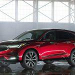 Acura RDX 2018 - комплектации, цены, фото и характеристики