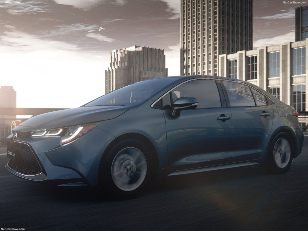Тойота Королла 2019 года – 12 поколение популярного авто