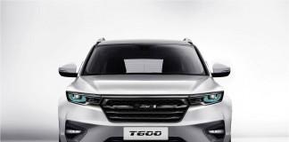 Зоти Т600 2019 года – китайский кроссовер по доступной цене
