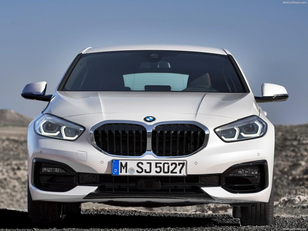 BMW 1-series 2019 года – сочетание стиля и мощности от немецкого производителя