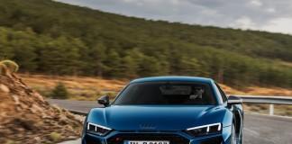 Ауди Р8 2019 года – премиальный суперкар с мощностью 610 лошадиных сил